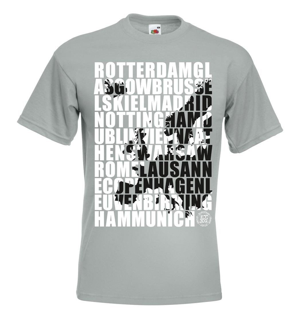 ETSG tour t-shirt